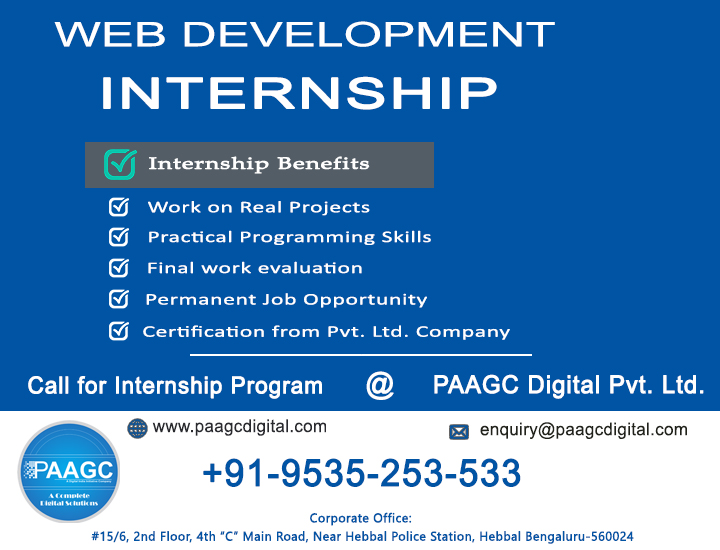 Image for Internship web developer