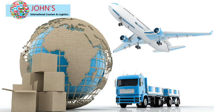 Image for Johns International Fastest Couriers Services in Hyderabad