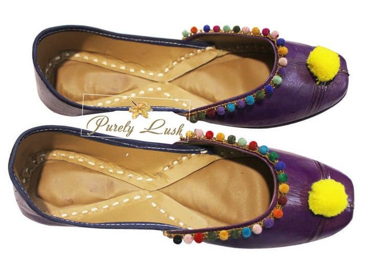 Image for Give Beautiful Look to Your Feet With Fancy Juttis
