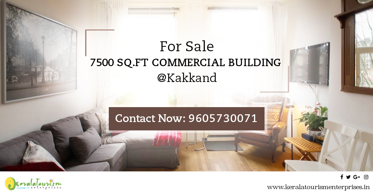 Building For Sale at Kakkanad!!