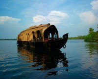 Image for Stay In Luxury BoatHouse with Kerala Tour package