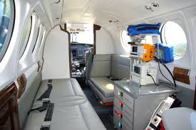 24x7 Hours Medical Air Ambulance Services in Allahabad by King Air