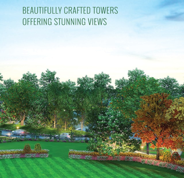 Image for 4 BHK Apartments Sale at Hebbal Bangalore