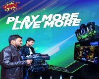 Image for Gaming Center In Delhi | Oh My Game OMG