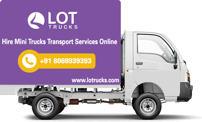 Image for Looking For Rental Mini Truck For Shift Your Home ? - Lotrucks.com