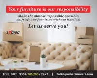 Image for Packers and movers in Delhi, Zodiacpackersmovers