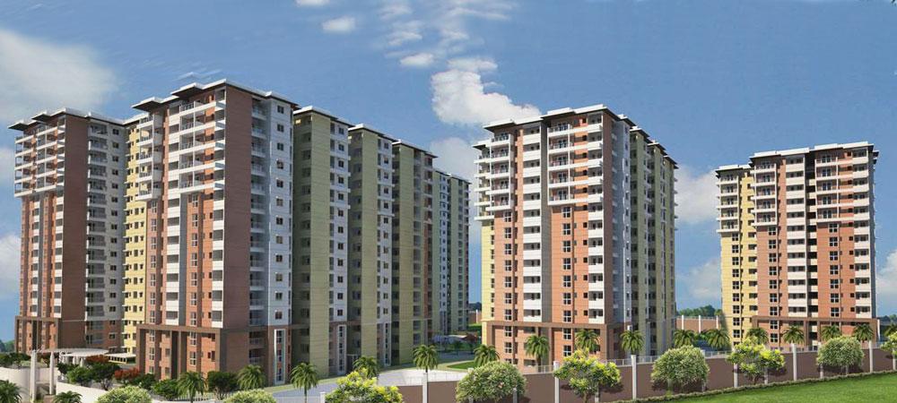 Image for  Mahindra Lifespaces Ashvita Near Hi-Tech City,Kukatpally, Hyderabad