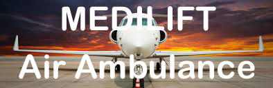 Get Reliable Air Ambulance from Bhopal by Medilift
