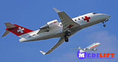 Medilift Provides Doctors Facility Air Ambulance Service in Delhi