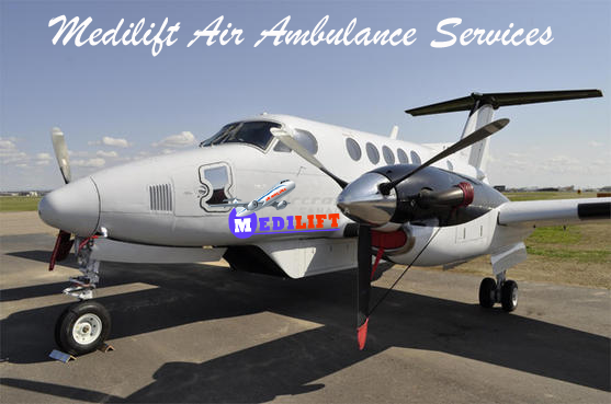 Low Fare Air Ambulance Service in Patna is Available Now with Medical
