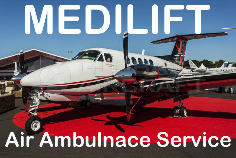 Now Medilift Air Ambulance Service in Mumbai is Available