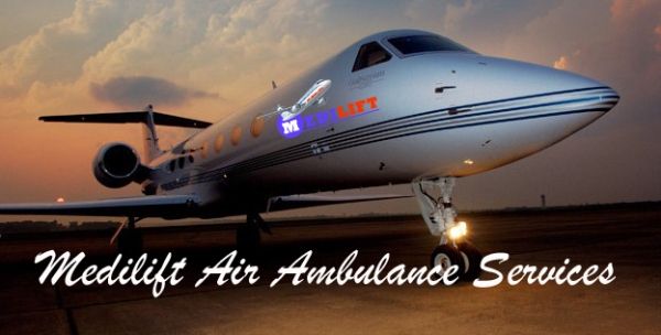 Get Medilift Air Ambulance Service in Bagdogra – Available at Low Cost