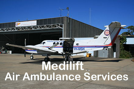 Get Hi-Tech Air Ambulance Service in Bangalore by Medilift