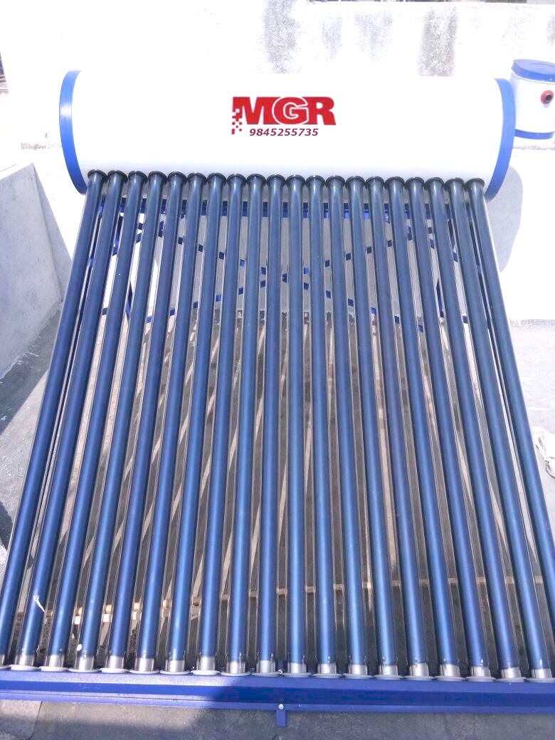 MGR Solar Water Heater