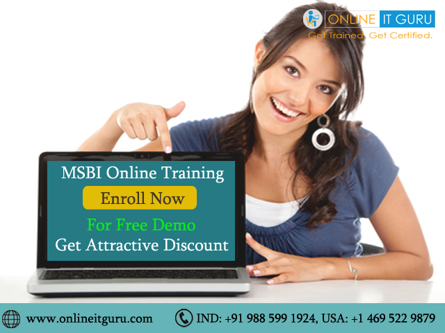 Image for MSBI  Online Training | Certification Course in Hyderabad