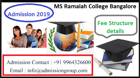 9964326600-ms ramaiah college admission process guidance