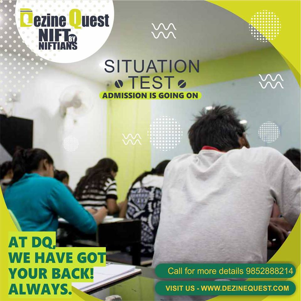 Image for Dezine Quest DQ Best NIFT NID Coaching Institute in Patna