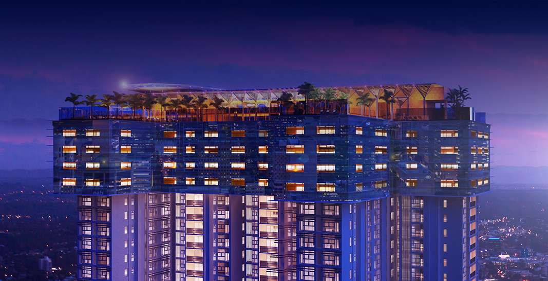 Image for The Presidential Tower in Yeshwanthpur Bangalore - 4 BHK Apartments