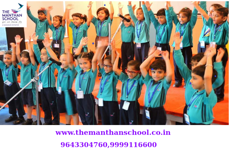 Image for Best Schools in Delhi NCR - The Manthan School