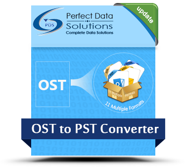 Image for Recover OST files using PDS OST to PST Recovery Software