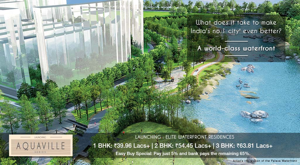 Image for Lodha Palava city- 1, 2, 3 BHK homes in Dombivali East|Palava City