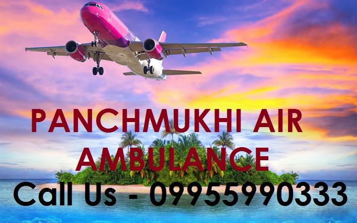 Image for Get an Advantage of Panchmukhi Air Ambulance Service in Guwahati