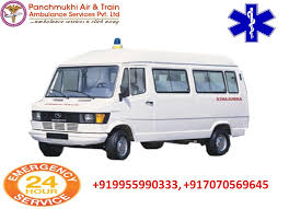 Road Ambulance Service in Faridabad with all Latest Medical Facility