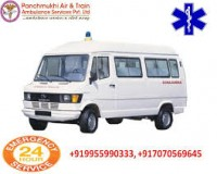 Image for Road Ambulance Service in Faridabad with all Latest Medical Facility