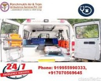 Image for Contact with Panchmukhi Ambulance Service in Dwarka