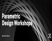 Image for Parametric Design Workshop