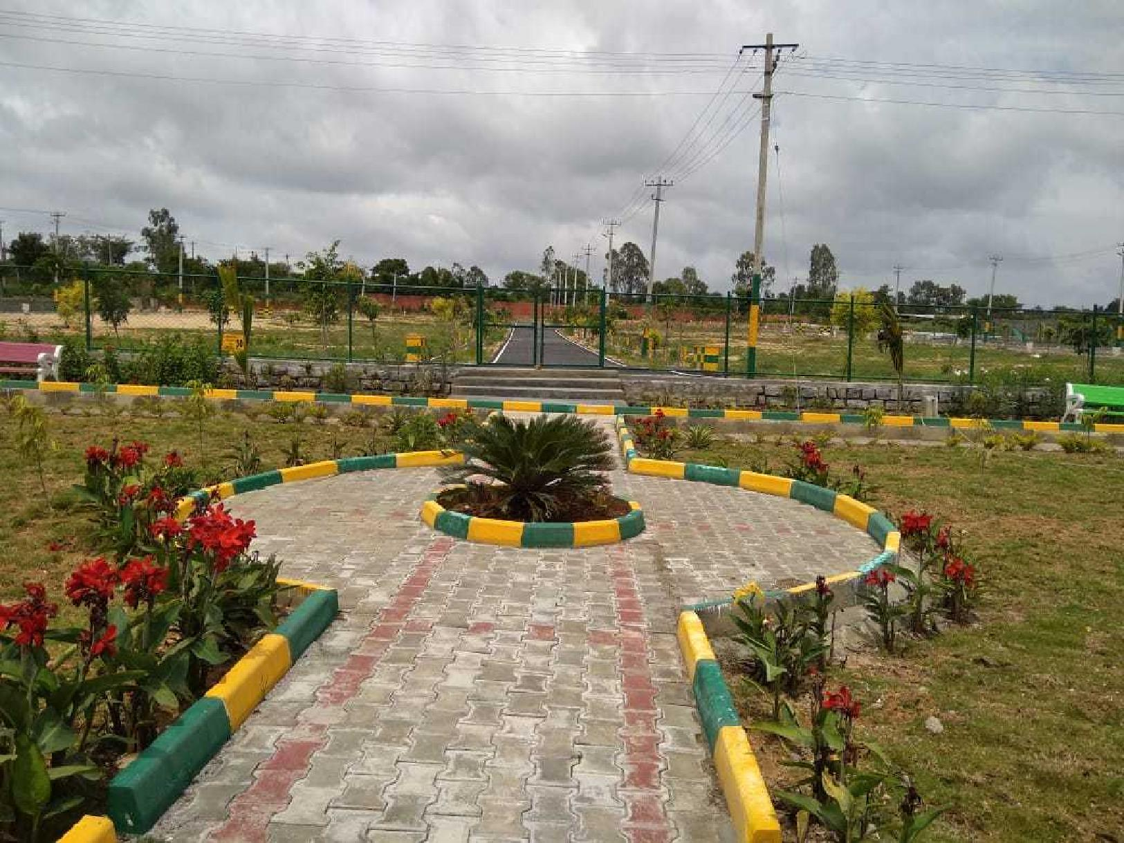 Image for BMRDA approved plots sell in Bidadi Gated Community project