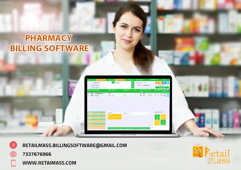 Image for Retail Software - Retail Billing System Software  in Bangalore