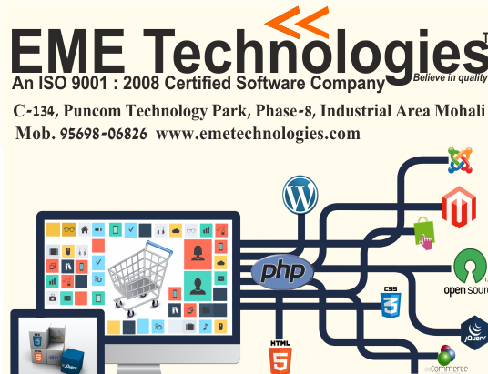Image for PHP Industrial Training In Mohali|Chandigarh