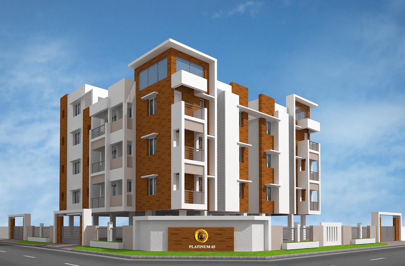 Image for 3bhk Flats for Sale in Anna Nagar