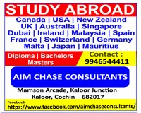 Image for Overseas education consultants kaloor - AIM CHASE CONSULTANTS
