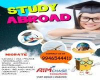 Image for Study Abroad Aim Chase Consultants Education Consultants
