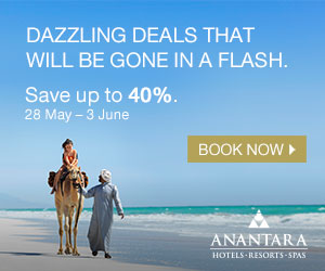 Advance Purchase, up to 25% discount + buffet breakfast - Anantara Ban