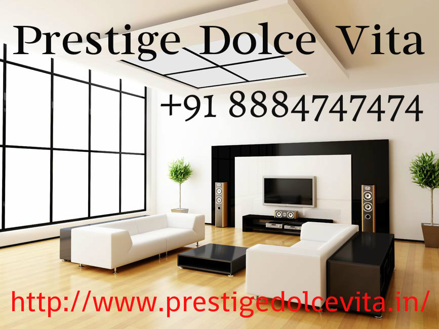 Prestige Dolce Vita Pre Launch Apartment Bangalore