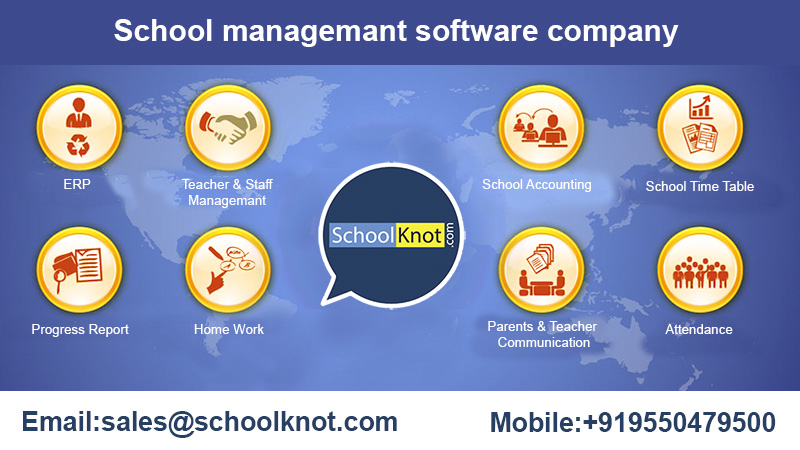 Image for School Management Software Company  | Schoolknot