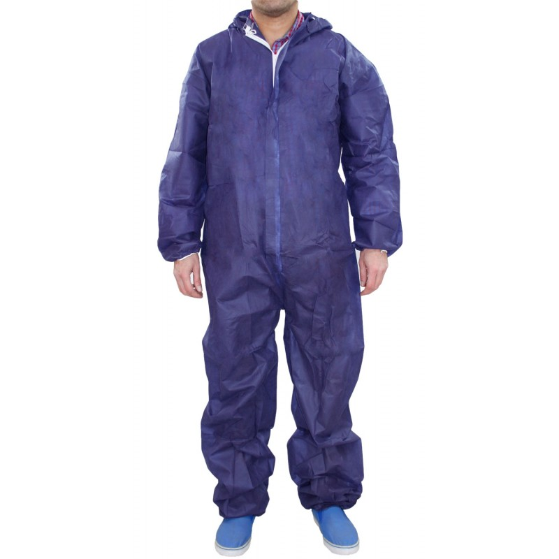 Image for Pack Of 3 Disposable Coveralls Suit just in 5 pounds