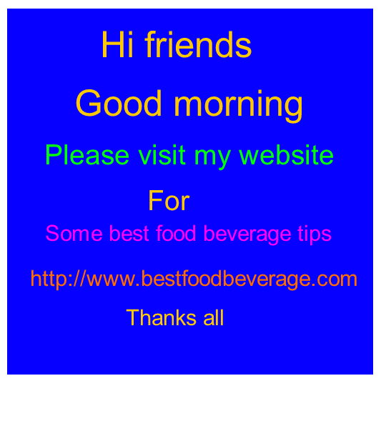 Image for Some most important tips for best food beverage services