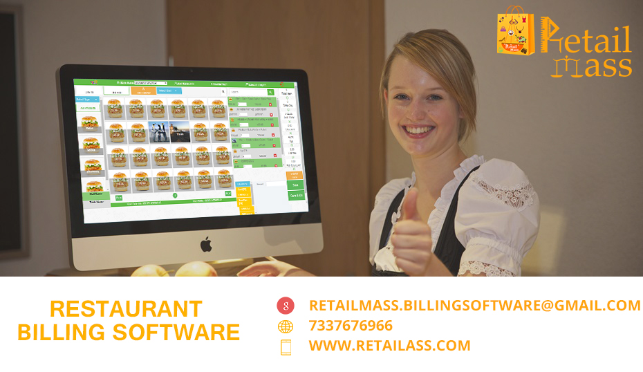 Image for POS Billing Software  in Bangalore by Retailmass