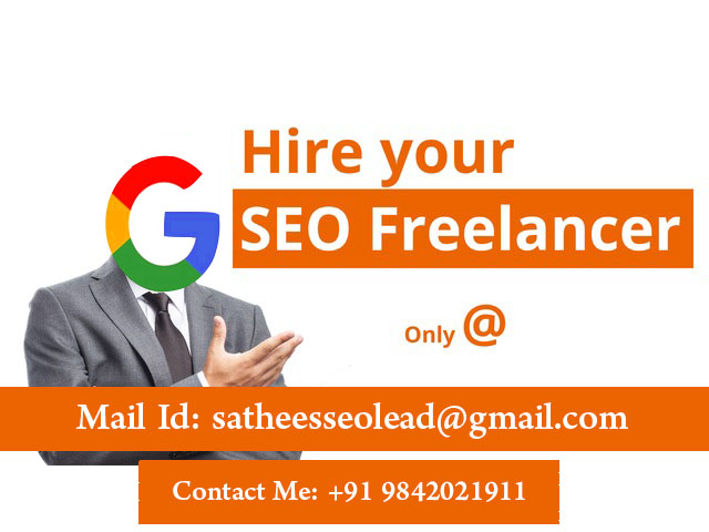 Image for Seo Freelancer Bangalore - Hire Expert @9842021911