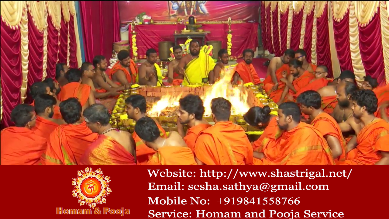 Book Best Homam & Pooja Services in Chennai | Pandits & Purohits