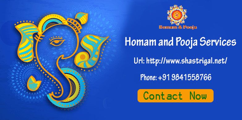Image for Homam and Pooja Services in Chennai – Shastrigal.net