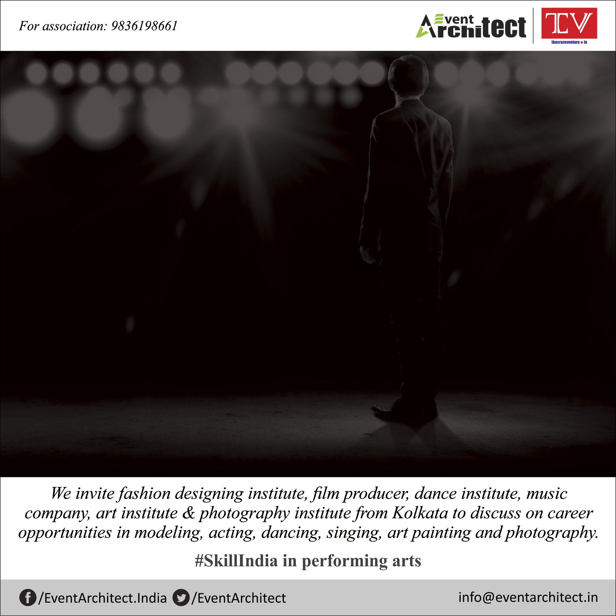 Image for Skill India in Performing Arts