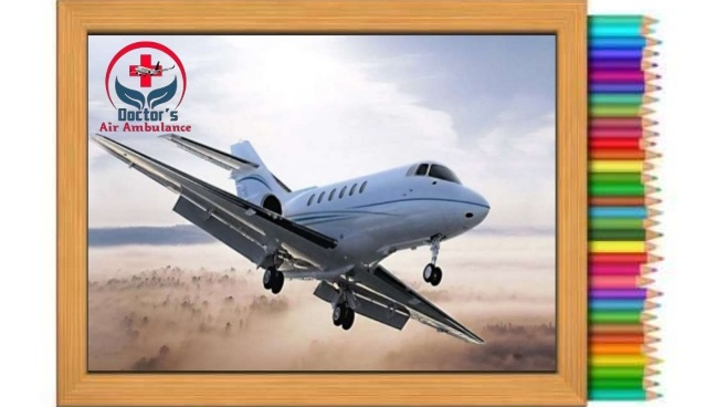 Doctors Air Ambulance Service in Indore – Available 24*7