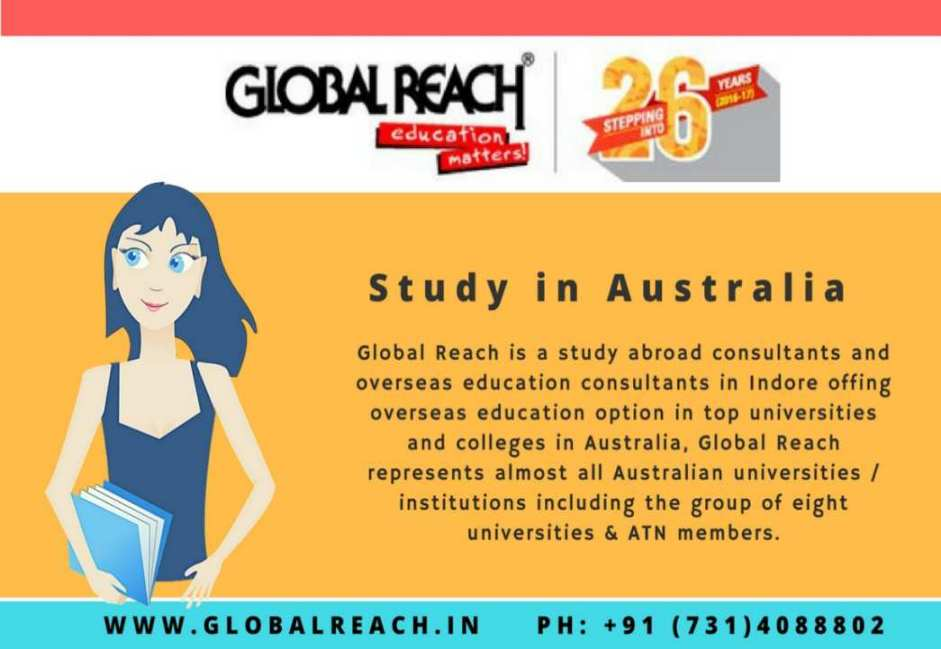 Image for Study abroad consultants Indore   abroad education consultants Indore