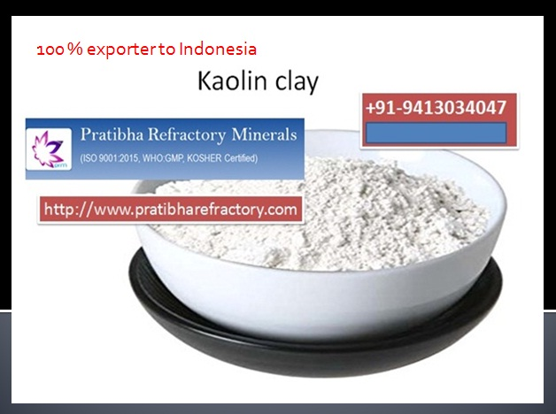 Image for Exporter and Supplier of Kaolin Indonesia
