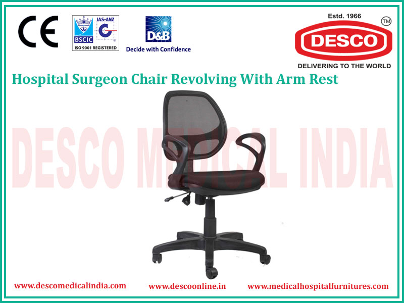 Image for Deluxe Medical Surgeon Chairs for Hospitals and Clinics
